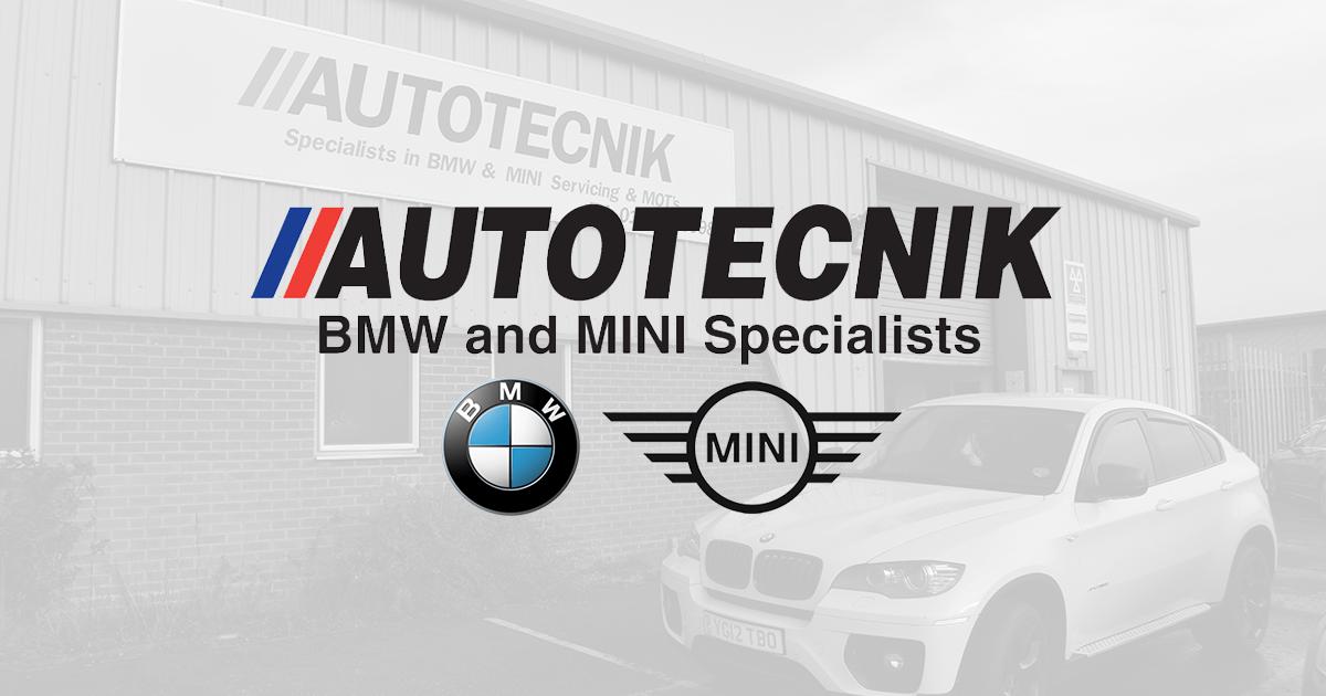 Autotecnik Blackpool Bmw Mini Specialists Servicing Mots Repairs